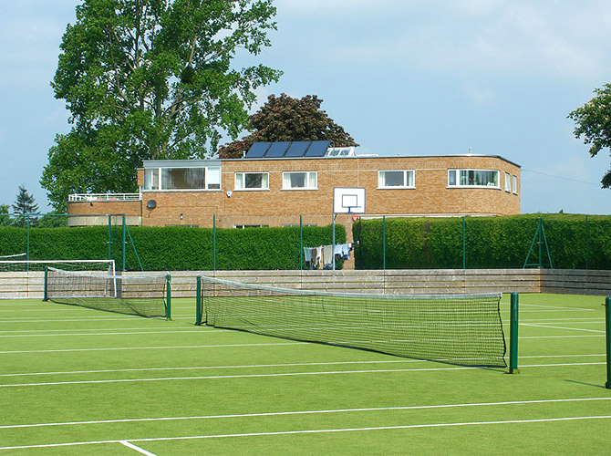 Pembroke College Sports Pavilion 2